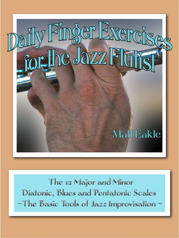 Matt Eakle - Jazz Exercise Book